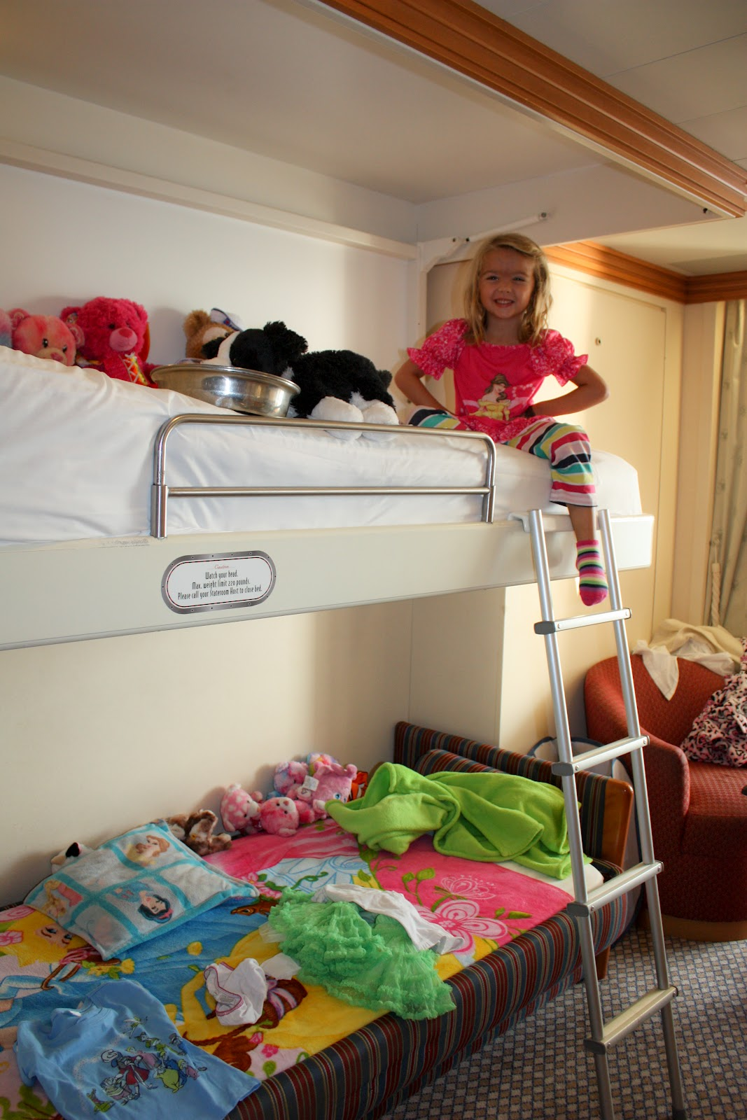 Disney Cruise Line Stateroom Fairy Dust Vacations